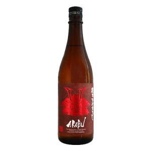 ≪日本酒≫ AKABU 純米ひやおろし 720ml :あかぶ|meishu-honpo