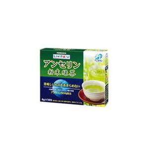 大正製薬 リビタ アンセリン粉末緑茶 14包×6個セット 【特定保健用食品】
