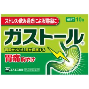 ガストール 10包【第2類医薬品】(発送までに4〜5日かかる場合がございます)|くすりのメイショウ