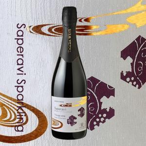 丹波ワイン サペラヴィ スパークリング 赤《日本ワイン》丹波ワイン/京都府 meisyu-k
