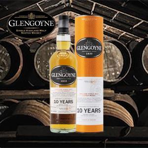 グレンゴイン 10年 700ml 正規品 箱付《ウイスキー》イギリス/GLENGOYNE/シングルモルトスコッチウイスキー|meisyu-k