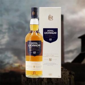 ロイヤルロッホナガー 12年 700ml 正規品 箱付《ウイスキー》イギリス/ROYAL LOCHNAGAR/シングルモルトスコッチウイスキー|meisyu-k