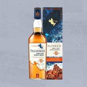 タリスカー10年 700ml 正規品 箱付《ウイスキー》イギリス/Talisker/シングルモルトスコッチウイスキー|meisyu-k