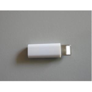 本日限定【iphone 充電器へ micro-USB 変換ア...