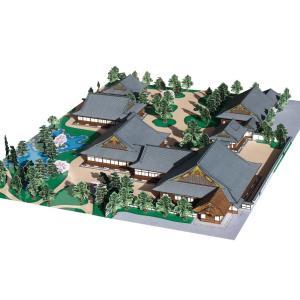 国宝 二条城 二の丸御殿ペーパークラフト(ファセット製)