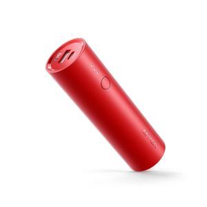 大容量: スティック型ながら、5000mAhの大容量を搭載。iPhone XS およびXperia ...