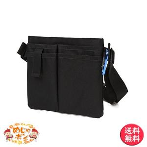 文具、工具、筆記具、手帳、スマホ、鍵な収納に便利。 ポケットのない服やエプロンでも小物を持ち歩ける。...
