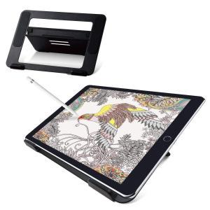 エレコム タブレットスタンド 液タブ 液晶ペンタブレット Wacom XP-Pen iPad 対応 ...