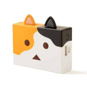 NHKアニメで大人気のニャンボーキャラクタの世界観を再現した猫耳つきのニャンボーバッテリーが登場!チ...