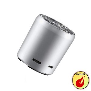EWA A107 ワイヤレス Bluetoothコンパクトスピーカー【ワイヤレスステレオペアリング/...