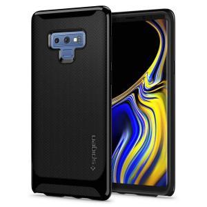 【Spigen】 Galaxy Note9 ケース [ SC-01L SCV40 ] 対応 二重構造...