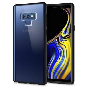 【Spigen】 Galaxy Note9 ケース [ SC-01L SCV40 ] 対応 背面クリ...