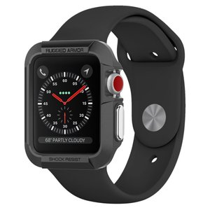 【Spigen】 Apple Watch ケース 落下 衝撃 吸収 Series 3/Series ...