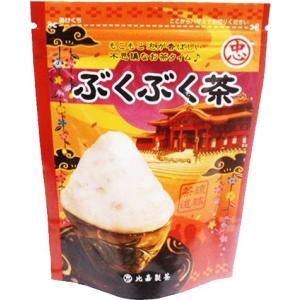 ぶくぶく茶 沖縄の茶道 沖縄 お茶 ぶくぶく茶 44g×1袋 比嘉製茶 mejapon