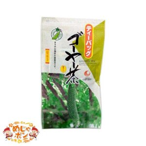 ゴーヤ茶 通販 ティーバッグ 小(20袋入り) 比嘉製茶|mejapon