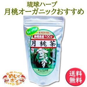 沖縄県産健康茶 月桃茶 ティーパック50g(2g×25包)