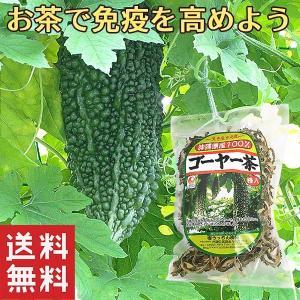 ゴーヤ茶 ゴーヤ 送料無料 おすすめ 沖縄県産 健康茶 種入り ゴーヤー茶スライス(70g) お土産 送料無料 おすすめ|mejapon