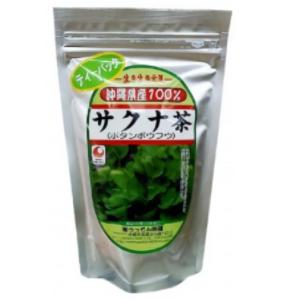 サクナ茶 長命草 ボタンボウフウ ティーパック 46g(2g×23包) 沖縄県産 健康茶 お土産 mejapon