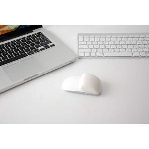 アップル Apple Magic Mouse マジックマウス用 クッション MMFixed 持ちやすさ向上 快適性向上 使いにくさ改善 握り心地がよく|meki