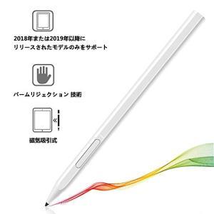 タッチペン【 2020年最新版】パームリジェクション iPadペンシル 極細1.0mmペン先 高感度...