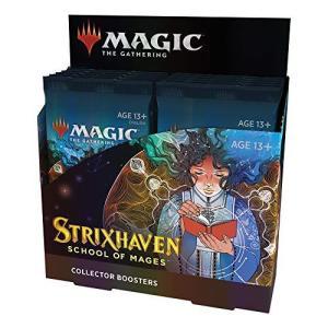 MTG マジック:ザ・ギャザリング ストリクスヘイヴン:魔法学院 コレクター・ブースター 英語版 BOX C84390000|meki