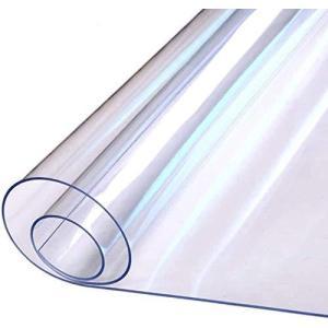 冷蔵庫マット PETTOYA 冷蔵庫シート 凹み防止 傷防止マット 無色 透明 滑り止め 床暖房対応 冷蔵庫騒音対策 70x70cm 軽い型 熱と衝撃|meki