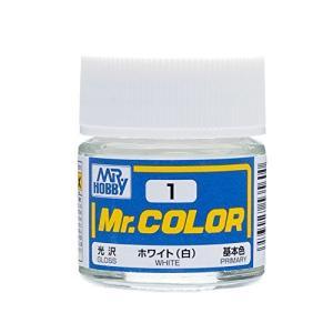 Mr.カラー C1 ホワイト meki