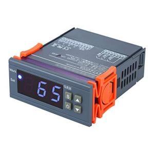 KK moon デジタル湿度コントローラー 高精度 湿度制御コントローラ 湿度コントローラー 湿度レギュレーター 湿度調整器|meki