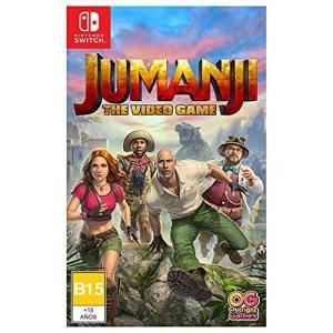 Jumanji The Video Game (輸入版:北米) ? Switch|meki