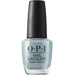 OPI(オーピーアイ) ネイル マニキュア セルフネイル 緑 パール(NLE99 トゥ パールズ イン ア ポッド) ネイルカラー サロンネイル 塗り meki