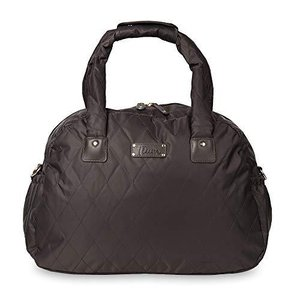 Tium マザーズバッグ トートバッグ レディース 軽量 大容量 ボストンバッグ (ブラック)|meki