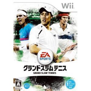 EA SPORTS グランドスラムテニス - Wii|meki