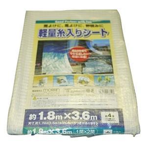 軽量糸入りシート 1.8X3.6|meki