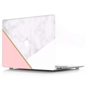 AOGGY MacBook Air 13インチケース(2010?2017年発売) - [マーブルパターンシリーズ]プラスチック製ハードシェルケースA1|meki