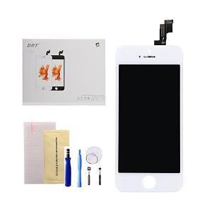 iPhone 5S フロントパネル 液晶パネル 画面修理交換用LCD タッチパネル 液晶パネル フロ...