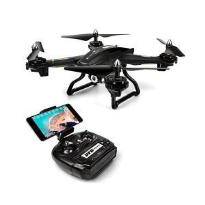LBLA ドローン カメラ付き HD広角 WIFI FPVリアルタイム ホバリング 3Dフリップ ヘッドレスモード ラジコン マルチコプター ワンキ mekoda-store