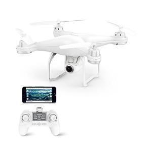 Potensic ドローン GPS搭載 高度・座標ホバリング 1080P 120°広角HDカメラ付き フォローミーモード オートリターンモード WI mekoda-store