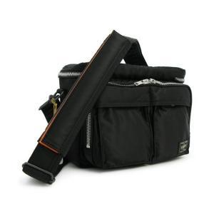 ポーター(porter)・タンカー・カメラバッグL (ブラック) mekoda-store