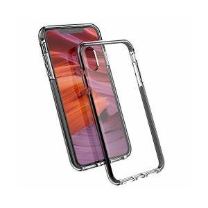 Nimaso N1 iPhoneXS Max 専用保護ケース 【二重衝撃吸収】耐衝撃 Qi充電対応 ...