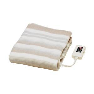 Sugiyama 【水洗いOK】 敷き毛布 140×80cm NA-023S 椙山紡織