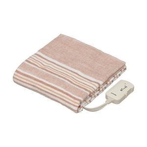 アイリスオーヤマ 【丸洗いOK】 電気敷き毛布 140×80cm EHB-1408-T アイリスオー...