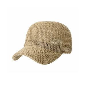 WITHMOONS野球帽キャップベースボールキャップ サマークール ペーパーストローコットン メッシュボールキャップ フォーメンズ レディースKR1|mekoda-store