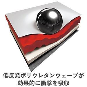 エレコム インナーバッグ ノートパソコンケース 衝撃吸収 ZEROSHOCK 13.3 収納ポケット付 ホワイト 12/12.1/12.5/13/1|mekoda-store