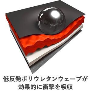 エレコム インナーバッグ ノートパソコンケース 衝撃吸収 ZEROSHOCK 13.3 収納ポケット付 ブラック 12/12.1/12.5/13/1|mekoda-store
