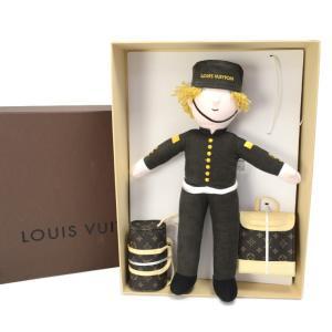 [ブランド]:ルイヴィトン [商品名]:2013年クリスマス限定 ノベルティ ベルボーイ人形 [型番...