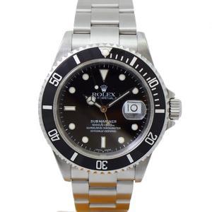 ロレックス メンズ腕時計 サブマリーナ 16610 K番 R...