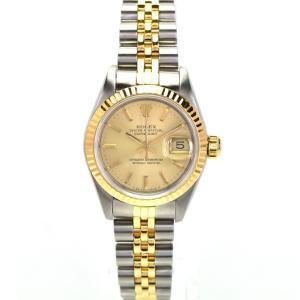 ロレックス デイトジャスト レディース 腕時計 自動巻き S...