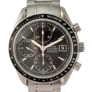 オメガ メンズ腕時計 スピードマスター デイト クロノグラフ...