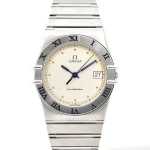 OMEGA オメガ コンステレーション SS メンズ腕時計 ...