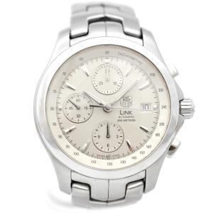 タグホイヤー メンズ腕時計 リンク クロノグラフ CJF21...